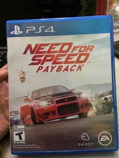 FS BD PS4 Need For Speed Payback