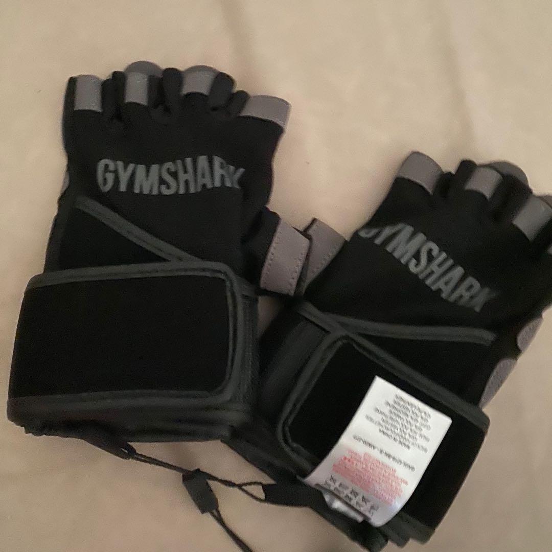 Gymshark Wrap Lifting Gloves