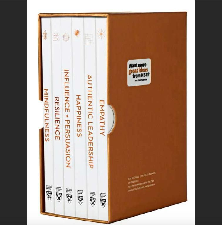 Harvard Business Review - Emotional Intelligence - Boxed Set