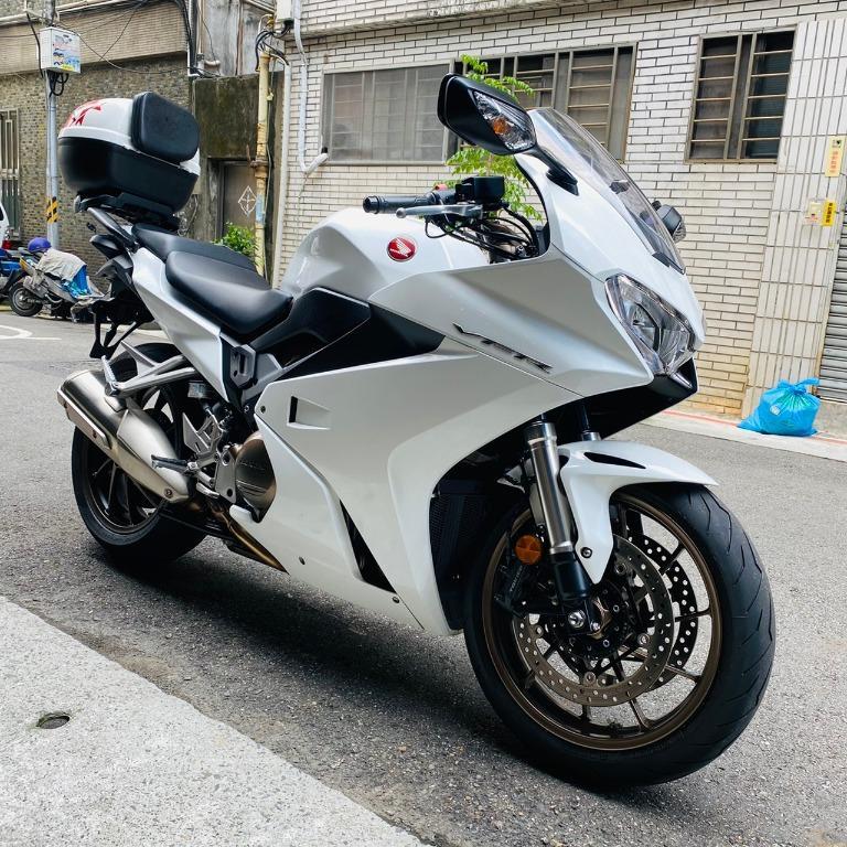 Honda 本田 VFR800F ABS 跑旅 LED大燈 TC 循跡防滑 HISS防盜 台本 旅行 Vtec Tokico Z1000sx S1000F Tracer 可車換車 分期業界最優