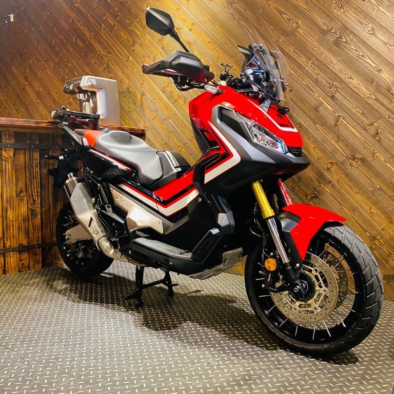 Honda 本田 XADV ABS 鋼絲框 LED大燈 越野 DCT 免打檔 大羊 紅牌 車廂 手自排 台本 NISSIN X-ADV 免鑰匙 Keyless NC750 可車換車 分期業界最優