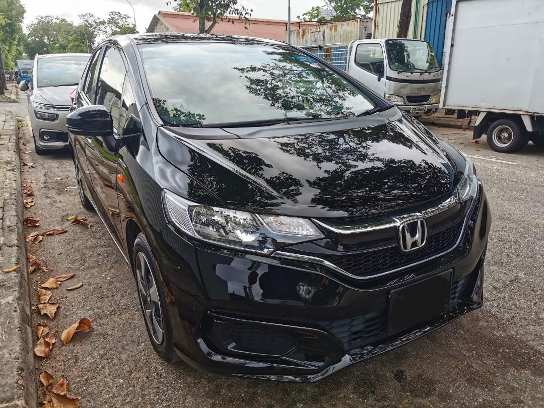 "Honda Fit Hybrid 1.5A for Rental (Click on ""read more"" for more details)"