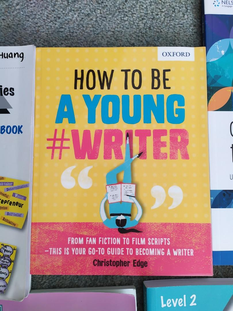 How to be a young writer book