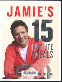 Jamie's 15 Minutes Meal