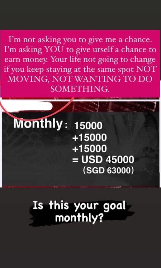 Looking for passionate and energetic distributors