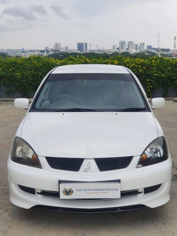 Mitsubishi Lancer 1.6 MR Sports (A)
