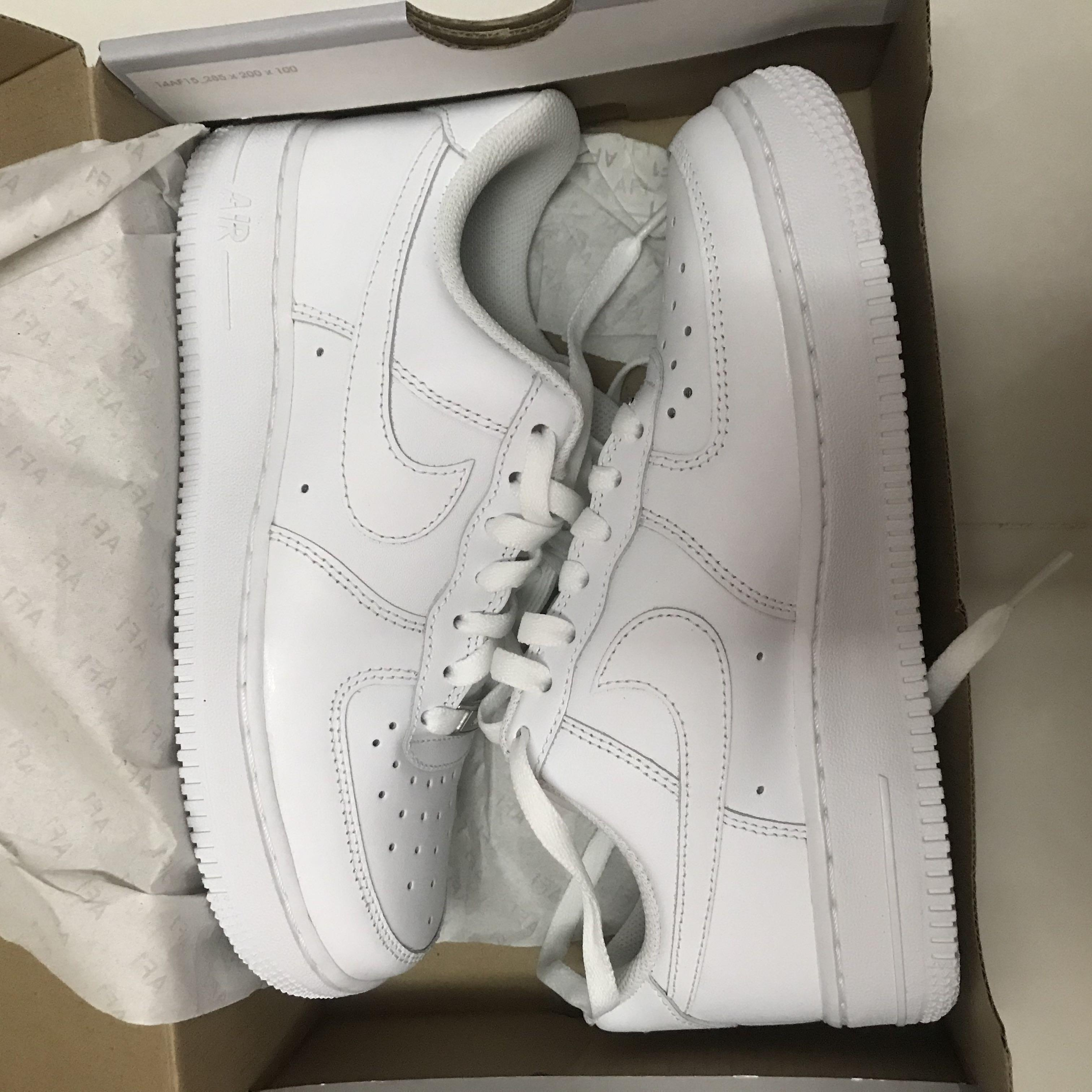 AUTHENTIC Nike Air Force 1, Women's