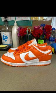 Nike dunk low Syracuse