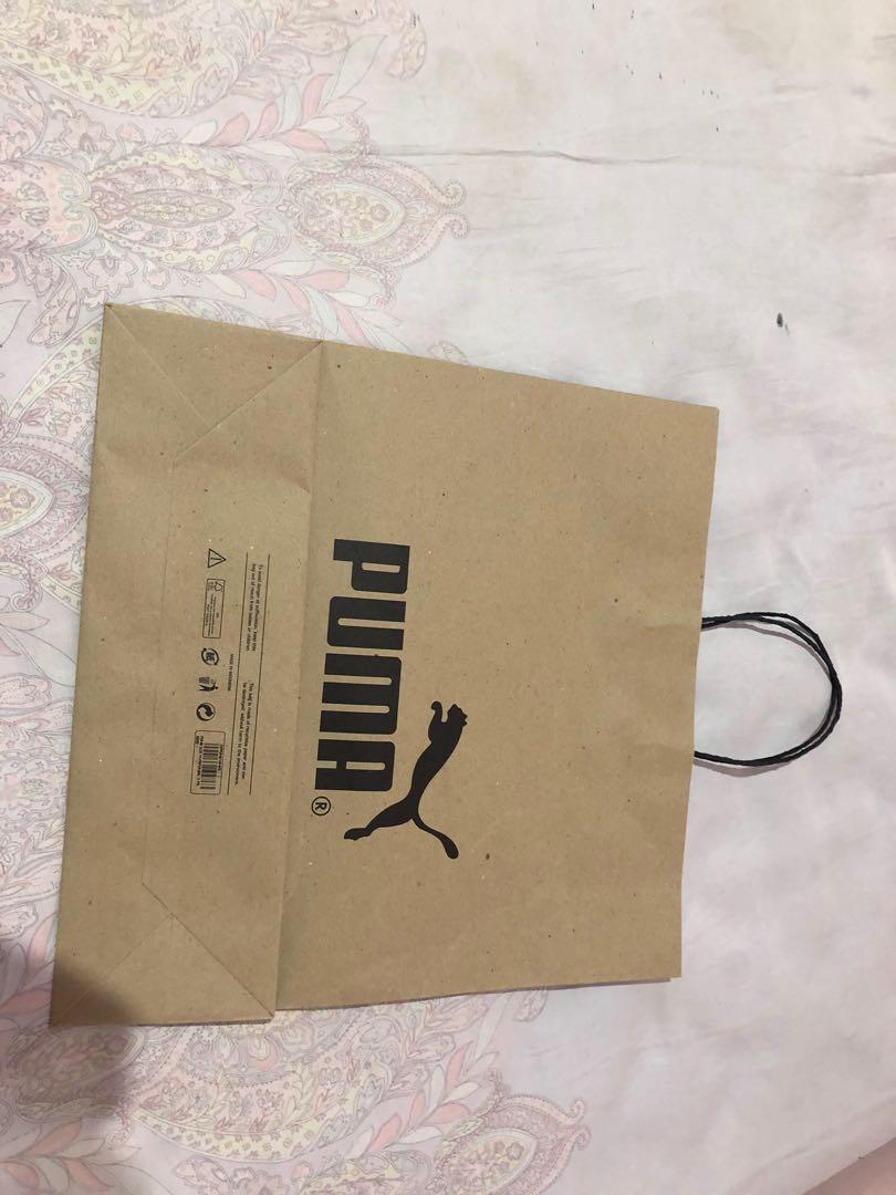 Papperbag Puma
