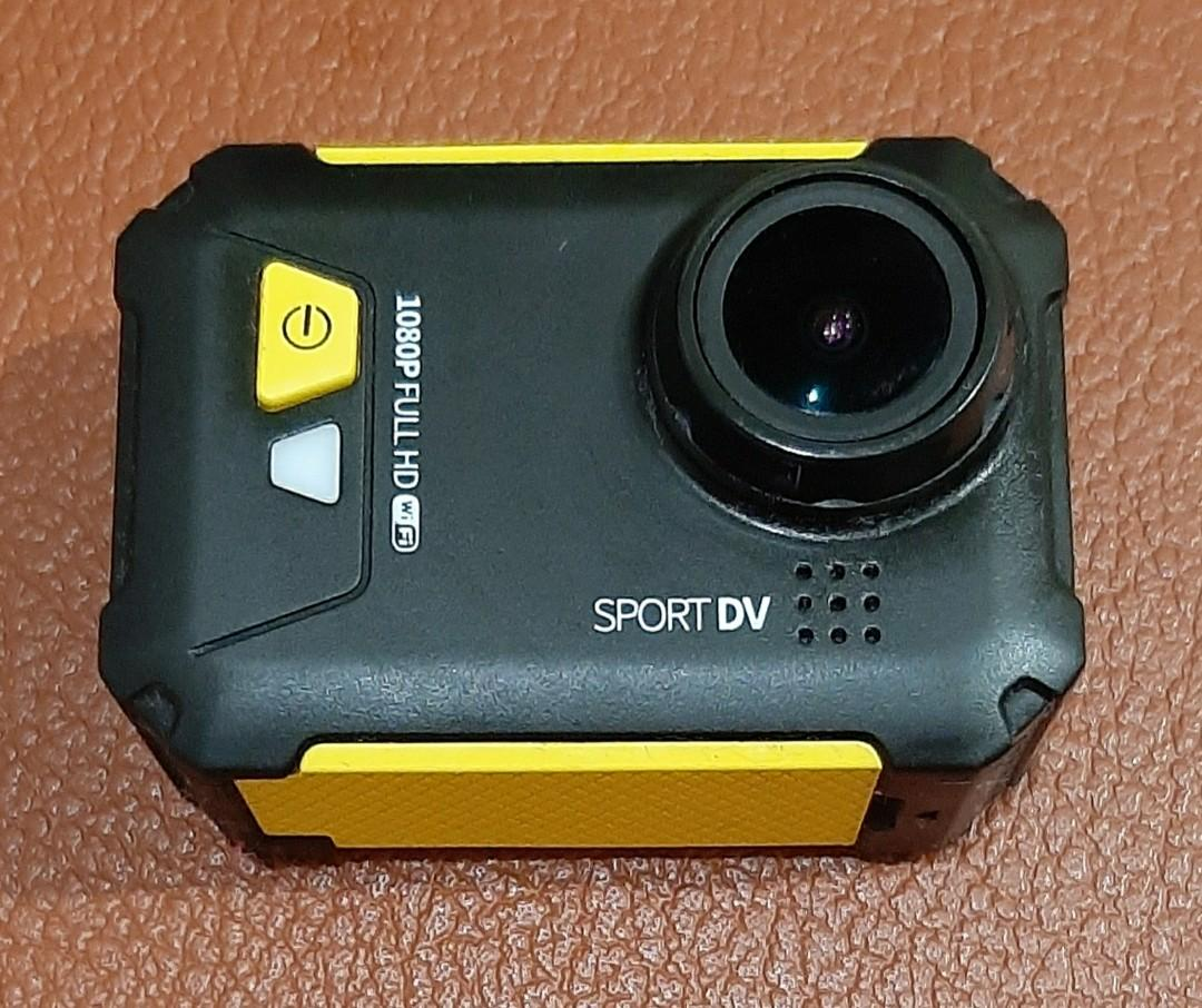 Remax Sport HD DV Action Camera SD01