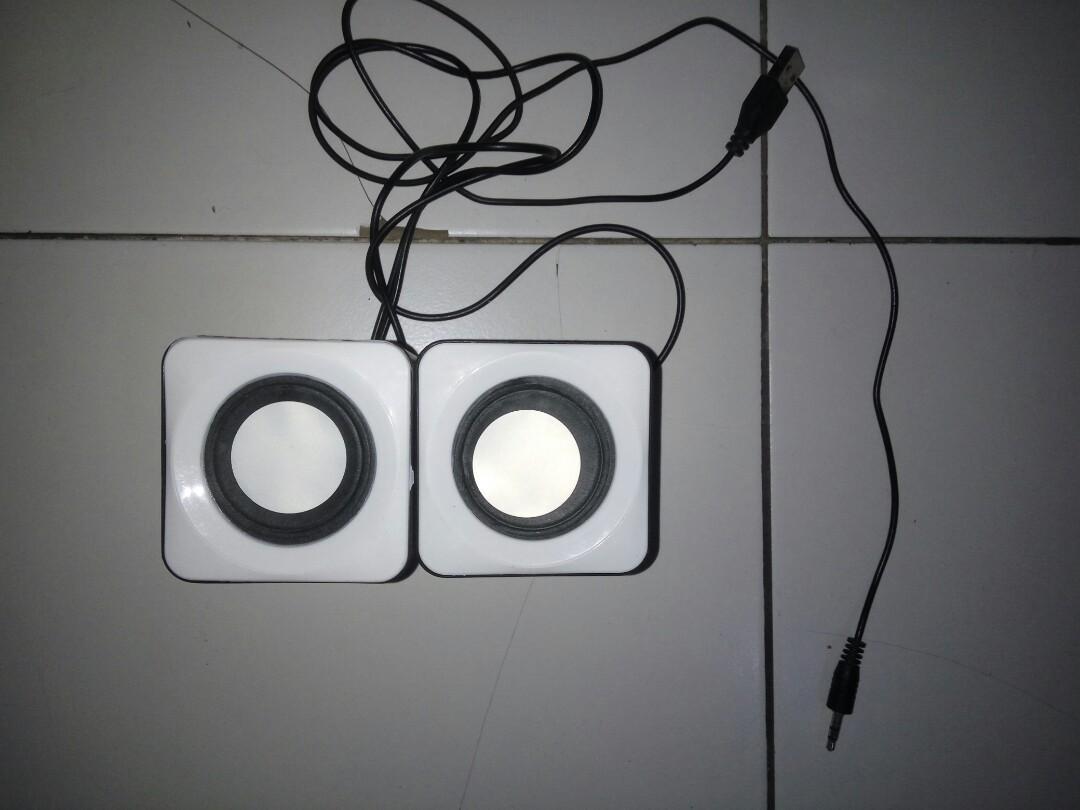 Speaker ,PC ,laptop ,hp (gratis ongkir)