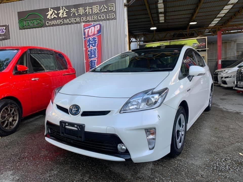 Toyota Prius  G sunroof  Auto
