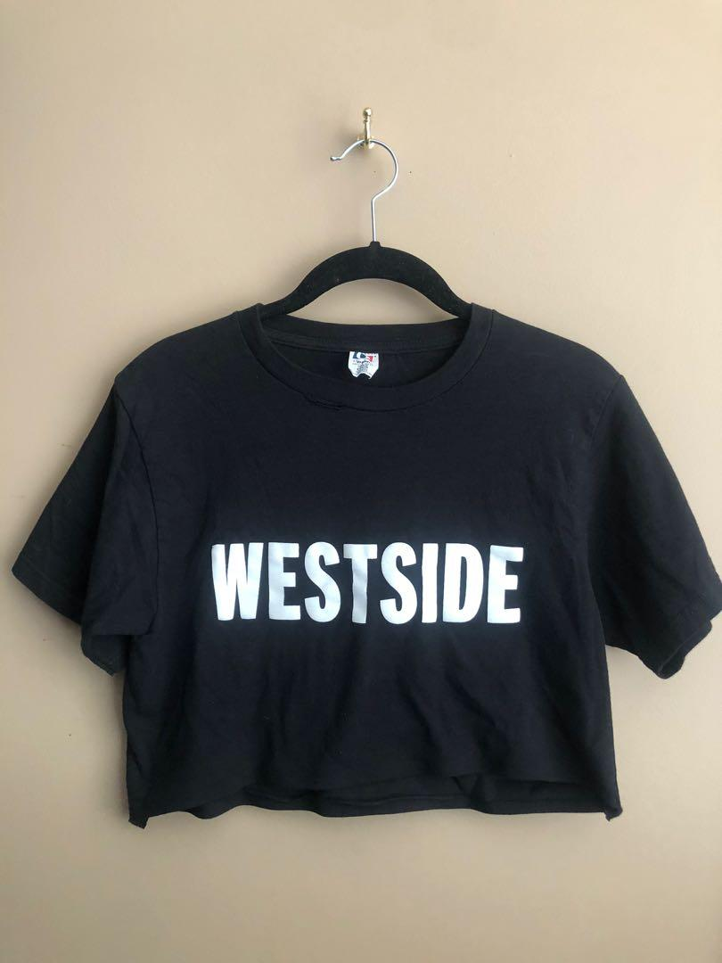 Westside Crop Top