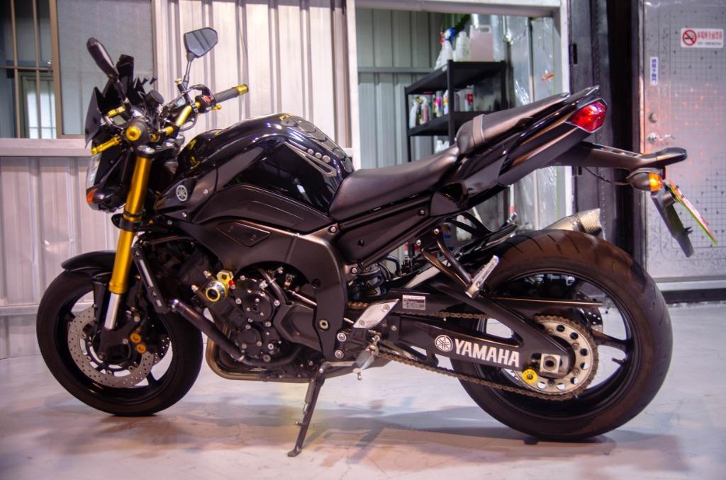 Yamaha FZ8N  送Arrow排氣管