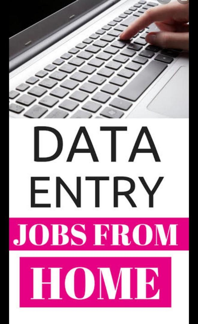 Admin-Data entry personal assistant