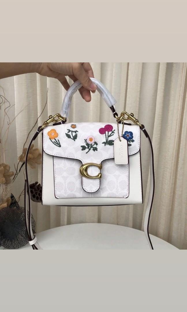 Authentic Coach Tabby Top Handle 20 Women S Fashion Bags Wallets On Carousell