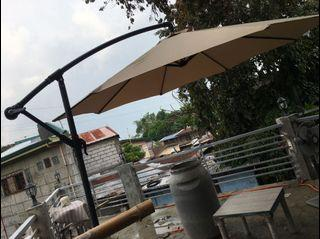 Patio Umbrella Tables Chairs Carousell Philippines