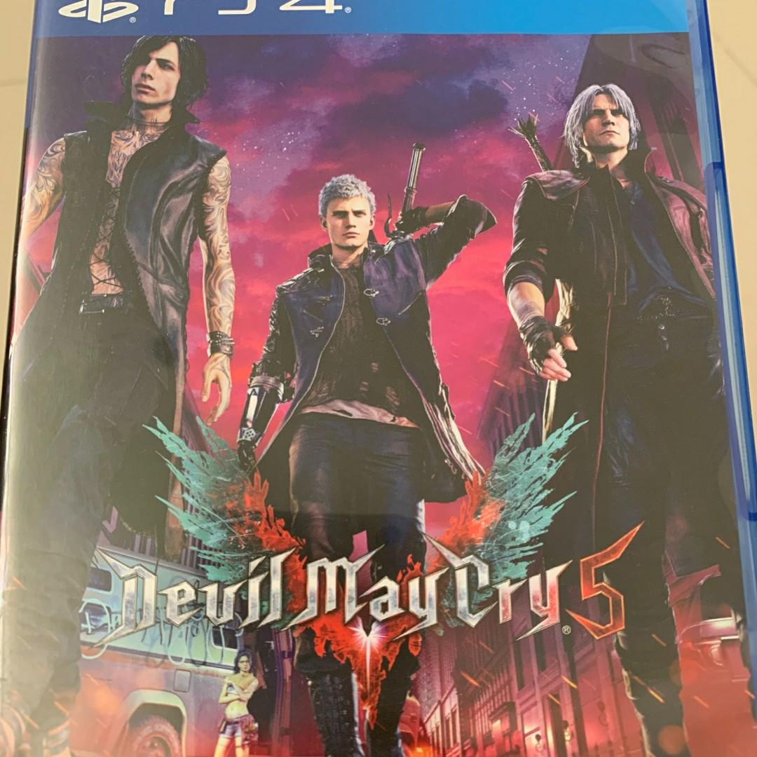 Devil May Cry 5 bonus NBA2K17