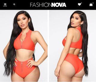 Fashion nova BIKINI SET