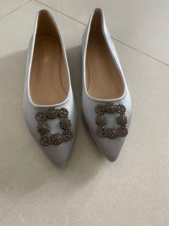 Monolo inspired Flat Shoes