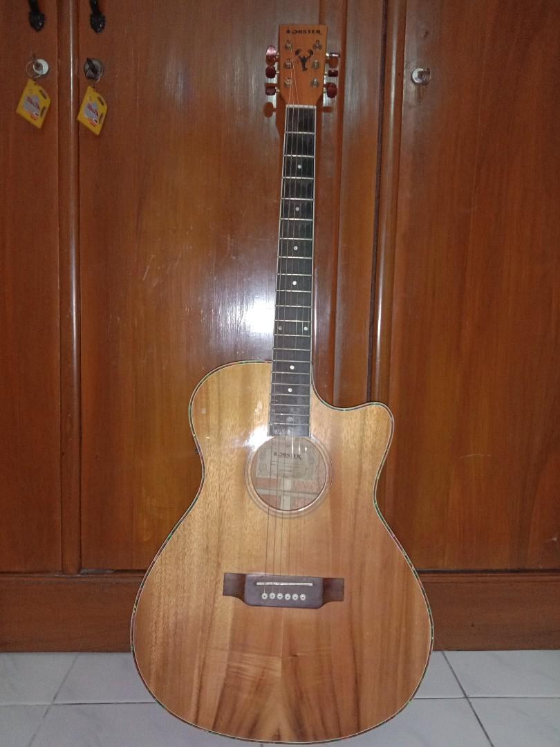 Gitar akustik elektrik / acoustic gitar