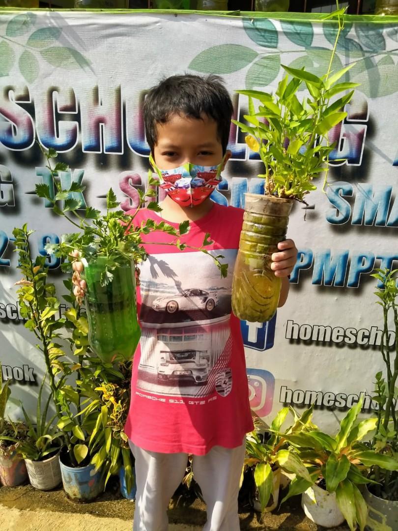 Homeschooling alam untuk jenjang tk sd smp sma inklusi