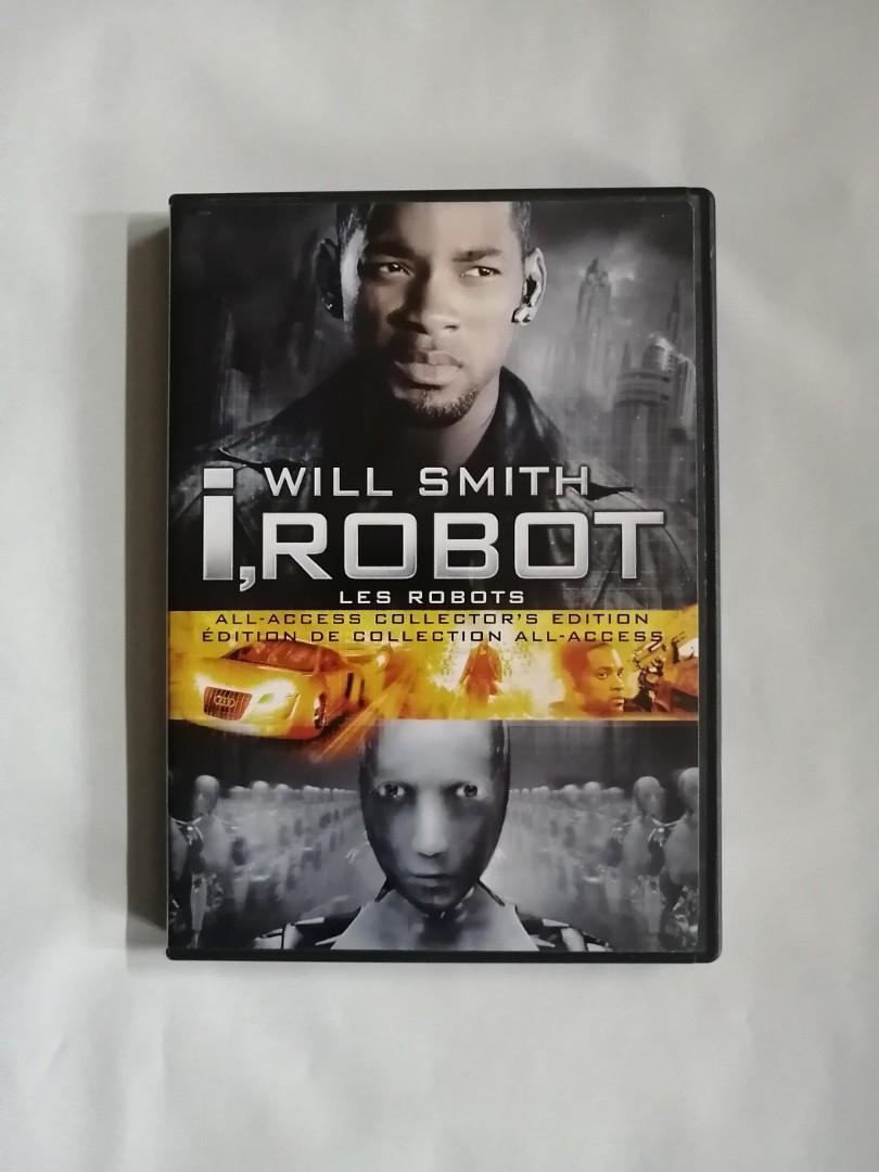 I, Robot - All Access Collectors Edition DVD