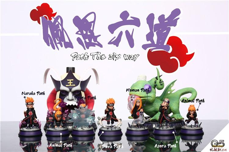 [IN-STOCK]NARUTO: SIX PATH OF PAIN STATUE FIGURE