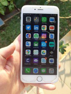 iPhone 6 plus 16gb ada minus tidak menggangu performa