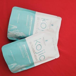 Kojic Collagen Soap (60g)🍀🍀🍀