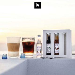 單 瓶 Nespresso 風味糖漿