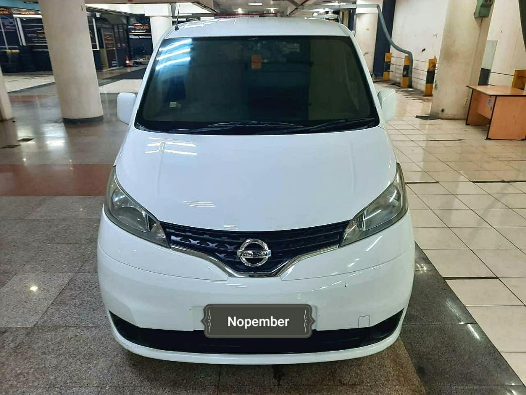 Nissan Evalia XV 1.5 At 2013 angs 1.5 jt aja