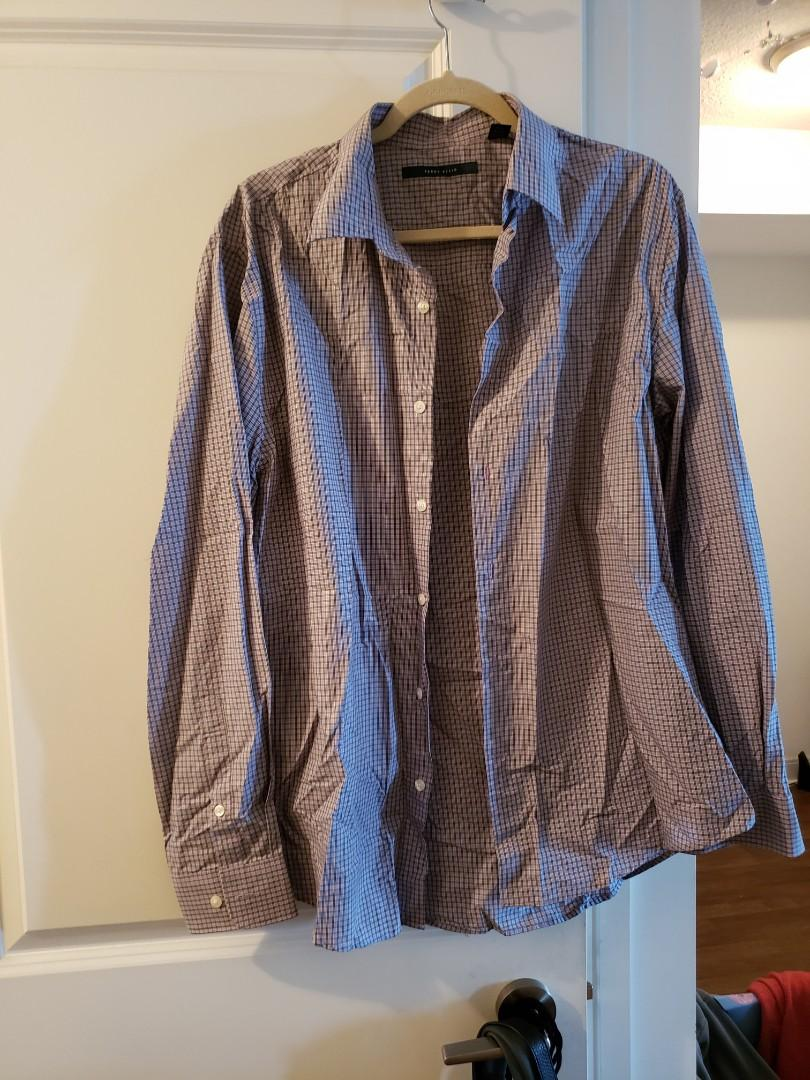 Perry ellos button up (large)