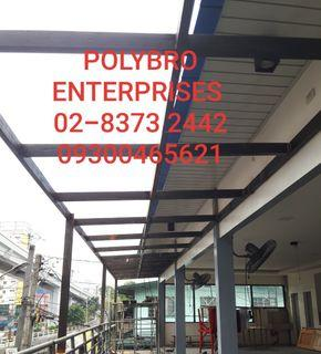 Polycarbonate Roofing Construction Building Materials Carousell Philippines