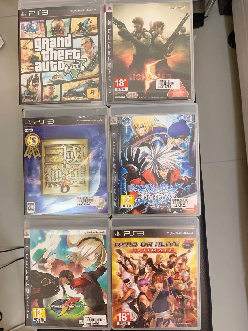 PS3 9成新 遊戲光碟