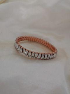 *real* Swarovski Crystal bracelet