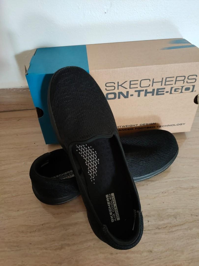 Skechers ladies shoes (black), Women's