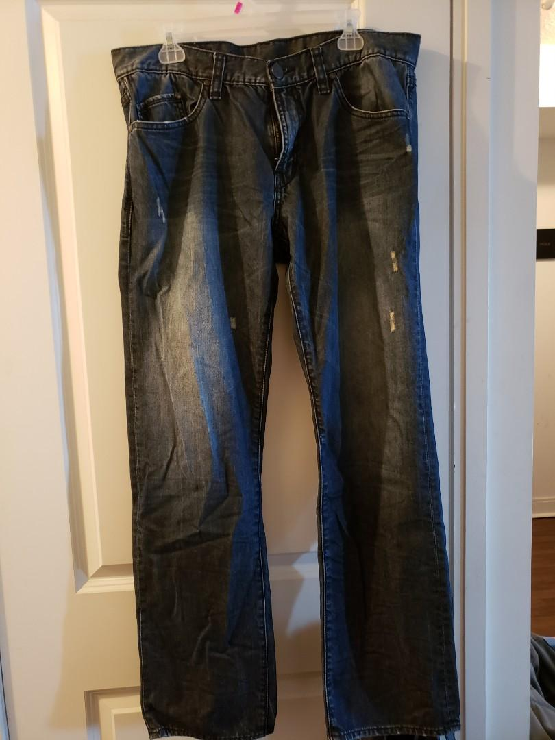 William rast  jeans sz 36