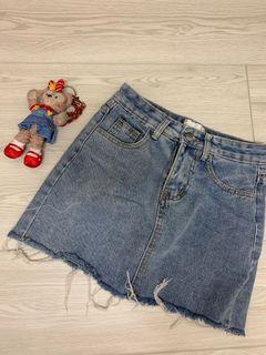牛仔褲裙🐻