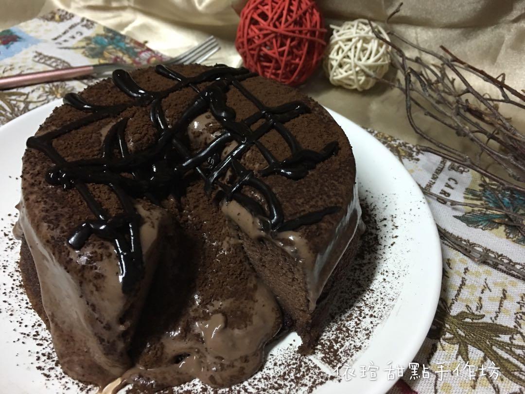 網紅髒髒流心蛋糕 六吋蛋糕🎂黑貓宅急便冷凍出貨