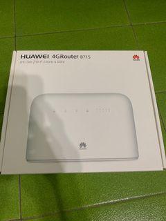 全新 HUAWEI 華為 B715s 4G 無線路由器 分享器