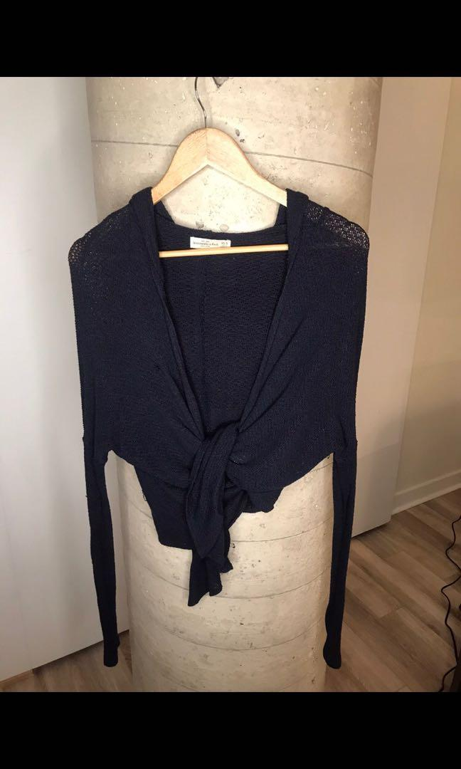 Abercrombie & Fitch Wrap Sweaters Size Small