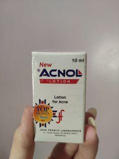Acnol acne lotion