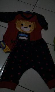 #akhirbulan Baju bayi