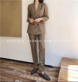 Brand New Khaki Trousers