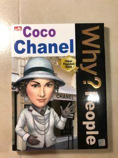 Buku why? People Coco Chanel