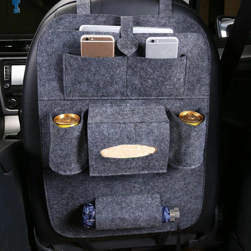 CAR SEAT ORGANIZER Abu Tua