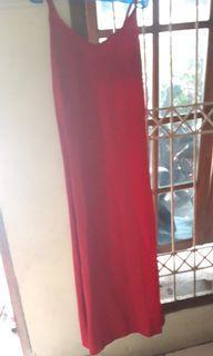 Dress Merah Cabe