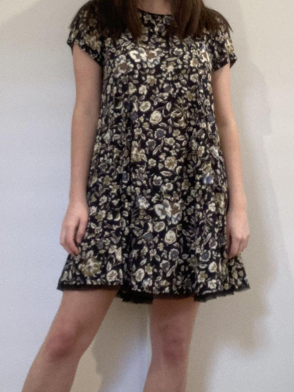 Floral dress - long lost