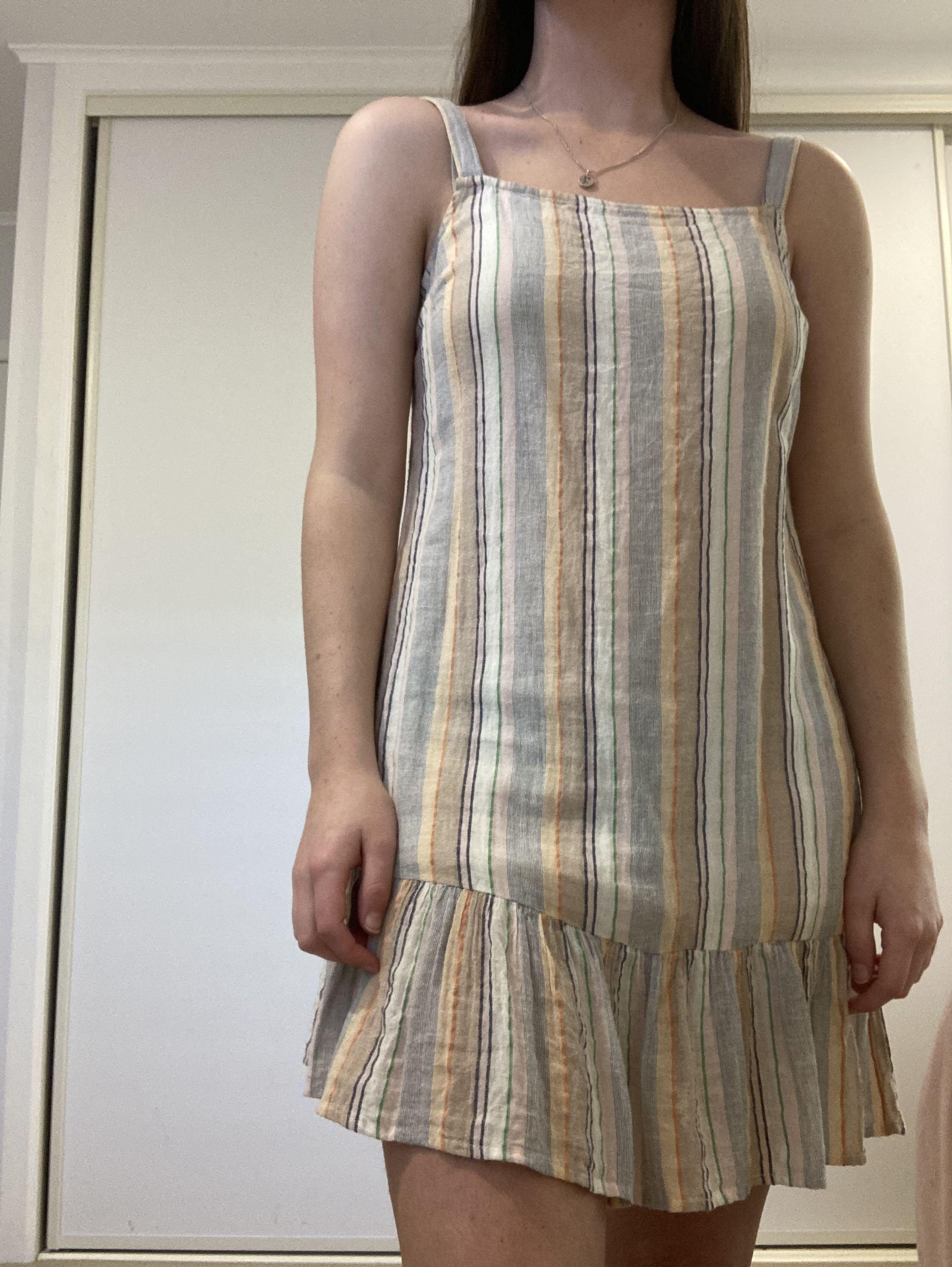 Flowy Glassons dress